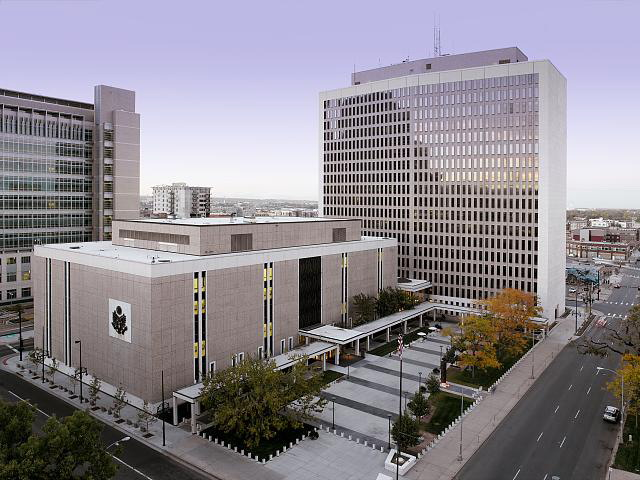 Byron Rogers Federal Building